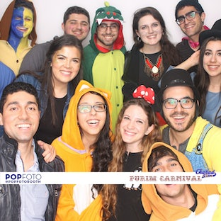 Chabad of UCLA Purim Carnival