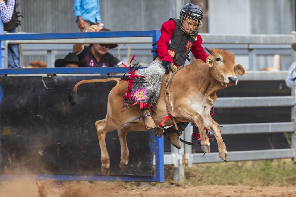 2018 - Laura Campdraft and Rodeo - 20180701-1242