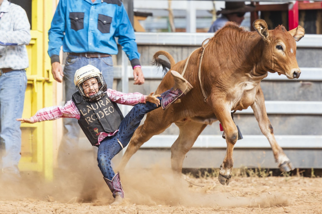 2018 - Laura Campdraft and Rodeo - 20180701-1281