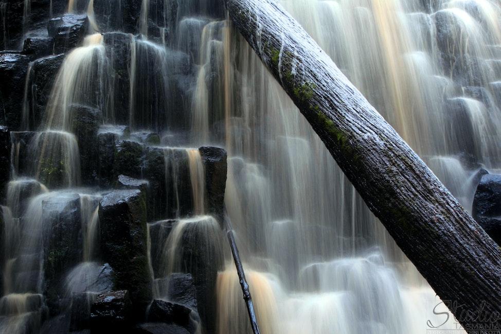 Dip Falls, Tasmania - Magical, Dip Falls near Ulverstone, Tasmania