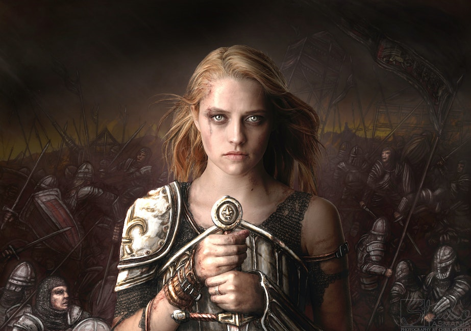 Joan of Arc, Teresa Palmer