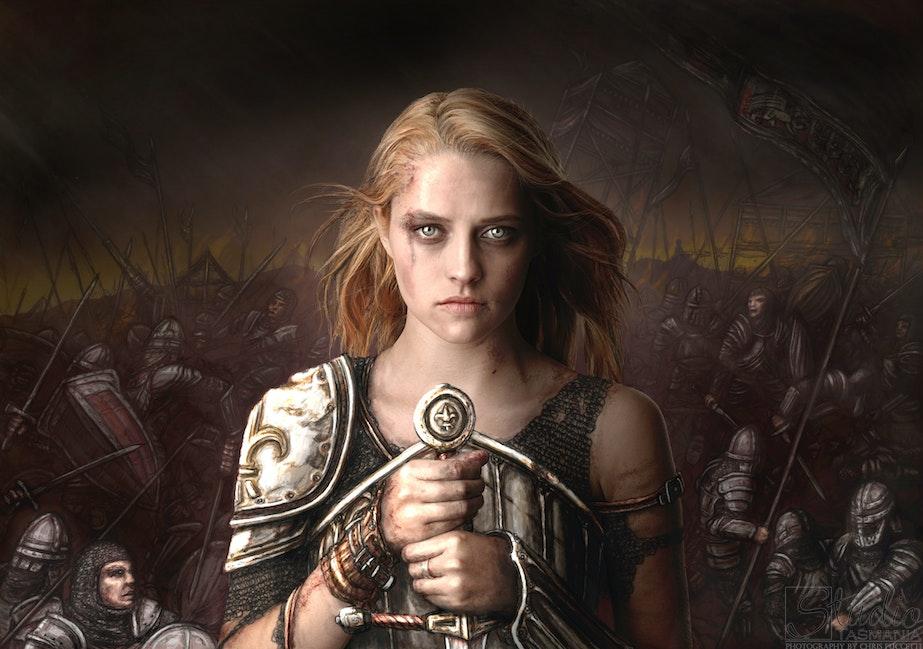 Joan of Arc, Teresa Palmer