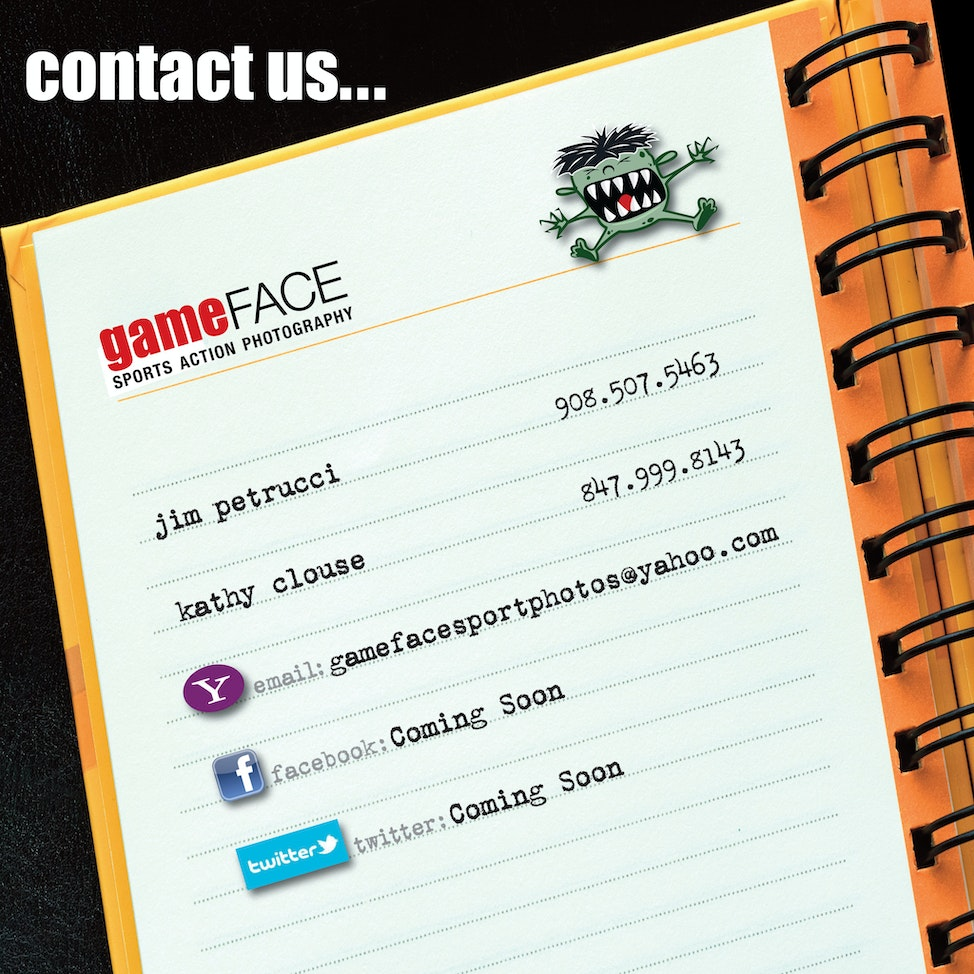 Contact Us Main Page