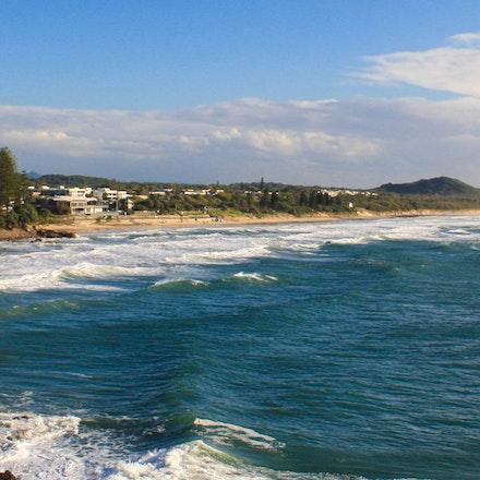 Coolum Shoreline