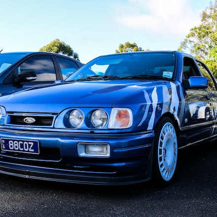 Cosworth - Fine example of  a rare Ford Sierra Cosworth