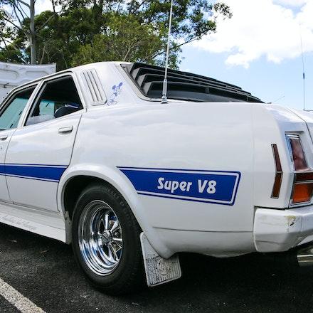 Super V8 - V8 Leyland P76