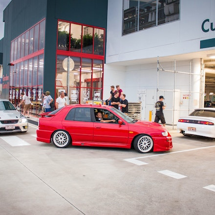Low Profile Meet/Autobarn Opening - Novembers Low Profile Meet combined with the Grand Opening of the new Maroochydore AutObarn store opening. It was probably...