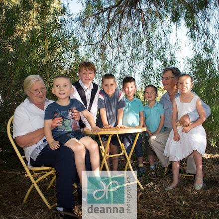 Roberts - Family photos Clayton Bay South Australia