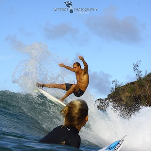 Noosa TTree - Just a couple (low res) from the other day.  Small but fun.
