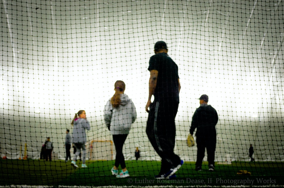 Coaching Girls and Boys at Baseball - ... and life stuff.