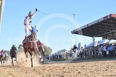 Race 4 Fab's Cowboy