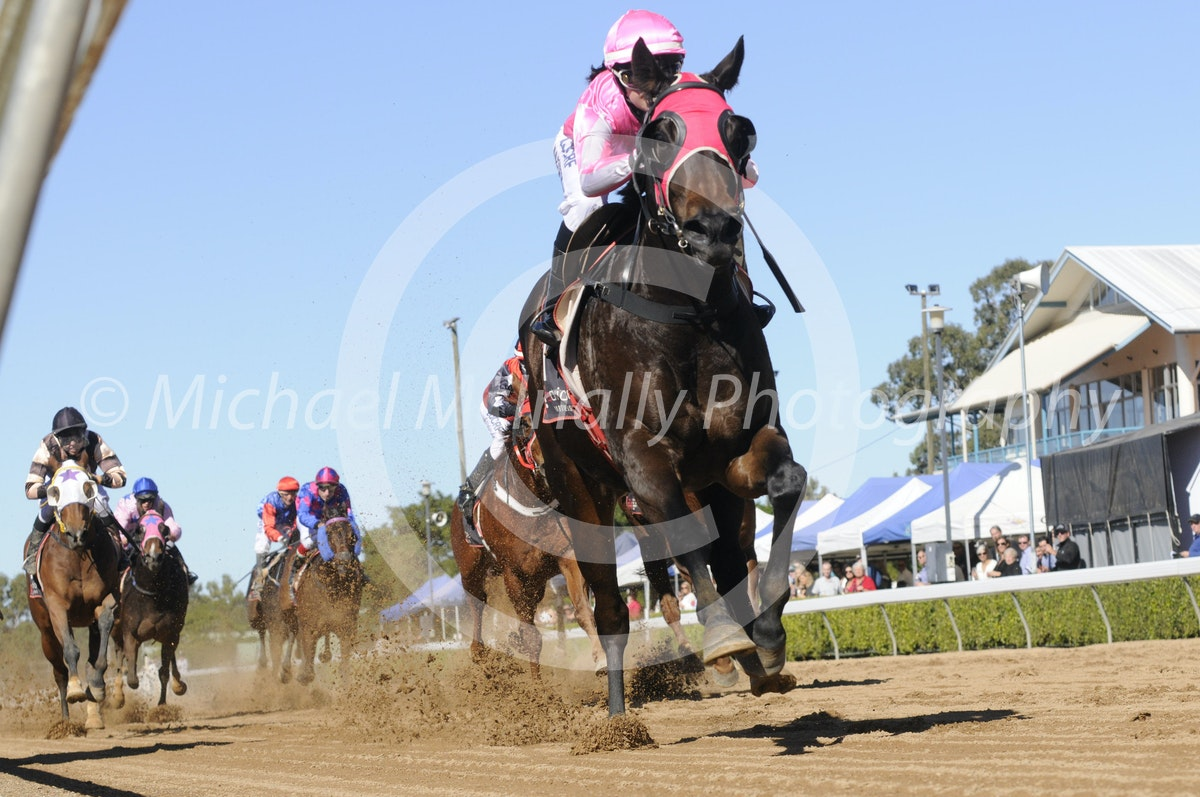 Race 1 Sound The Horn | Michael McInally Photography