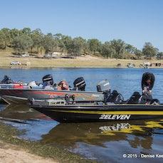 Bass Fishing - Boondooma Dam