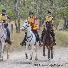 Lake Manchester Ride - June 2015 - Vetting, 20km and 40km ride held on Saturday 27th June 2015