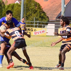 MURGON UNDER 16 RUGBY LEAGUE - August 2015