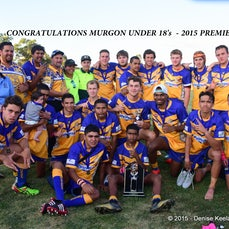 Murgon vs Nanango U18's Grand Final 2015