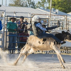PODDY RIDES - CHERBOURG RODEO