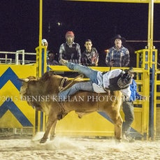 OPEN BULL RIDE - CHERBOURG RODEO