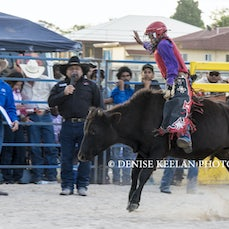 STEER RIDE - CHERBOURG RODEO