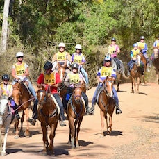 NANANGO ENDURANCE - 20KM RIDE