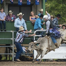 2016 - WOODFORD RODEO - Photos taken at Woodford Rodeo in the rain. Some of these photos may not be suitable for prints over 12'x 8because they have been...