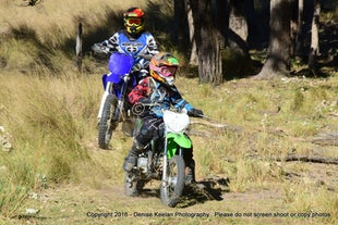 MOTOR BIKE TRAIL RIDES