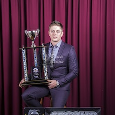 SPEEDWAY PHOTOS WITH TROPHIES ETC. - Photos taken at the studio lights with Trophies, Families etc.