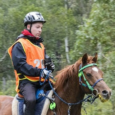 FEI*** OPEN & YOUTH - 160km - ORANGE BIBS  - STERLING CROSSING