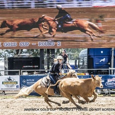 ROUND 2 - WARWICK GOLD CUP CAMPDRAFT - SUNDAY