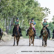 NANANGO RIDE - SECOND LOCATION - NOV 2016