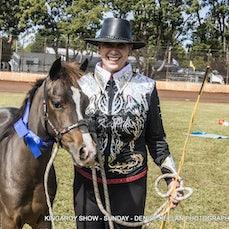 MINIATURE HORSES - SUNDAY - KINGAROY SHOW