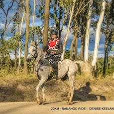 20Km - NANANGO - SOUTH BURNETT ENDURANCE RIDERS