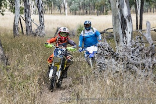 KINGAROY LIONS TRAIL RIDE - JUNE 2017