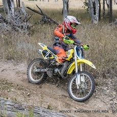 NOVICE TRACK - KINGAROY TRAIL RIDE - 2017