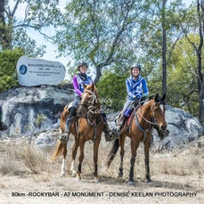 80KM - AT MONUMENT - ROCKYBAR STATE CHAMPIONSHIPS