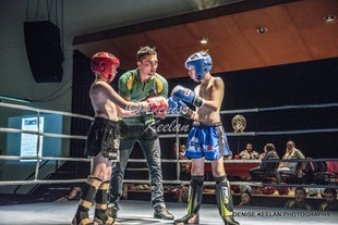 KINGAROY KICKBOXING - DECEMBER 2017