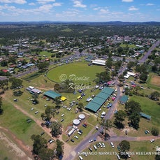 NANANGO MARKETS - JAN 2018