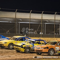 PRODUCTION FINALS - KINGAROY SPEEDWAY