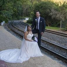 BILLIE & BRENTON WEDDING