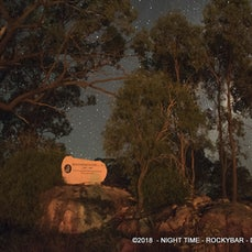 NIGHT SHOTS - ROCKYBAR - CANVASES, METAL & ACRYLIC PRINTS AVAILABLE. PM FOR DETAILS