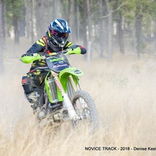 NOVICE TRACK-LIONS TRAIL RIDE 2018