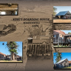 KINGS BOARDING HOUSE - MAIDENWELL
