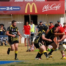 Kingaroy vs Wondai - Intrust Cup Day