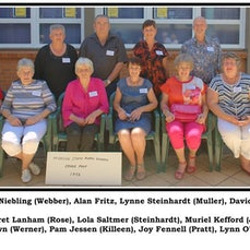 Murgon Class Reunion 2014 - Please note, The photos with names are only available as 6 x 8 or 12 x 8.