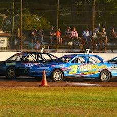 Street Stocks - Oct 2014 Speedway