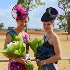 Fashions & People. Kumbia, Melbourne Cup Day 2014