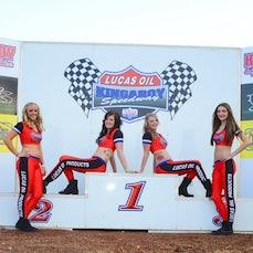 Lucas Oils Grid Girls - K'roy Speedway