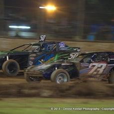 AMCA - Day 2 - Kingaroy Speedway 2015