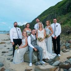 Ashlee & Brodie Wedding