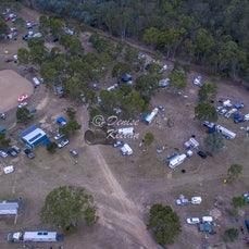 NANANGO RIDE BASE - DRONE PHOTOS